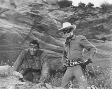 This is an image of 177697 Lone Ranger Photograph & Poster