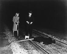 This is an image of 177750 Double Indemnity Photograph & Poster