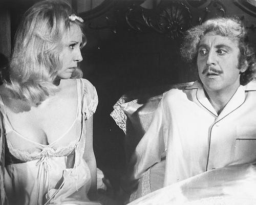This is an image of 177760 Young Frankenstein Photograph & Poster