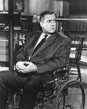 This is an image of 178575 Raymond Burr Photograph & Poster