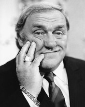 This is an image of 178918 Les Dawson Photograph & Poster
