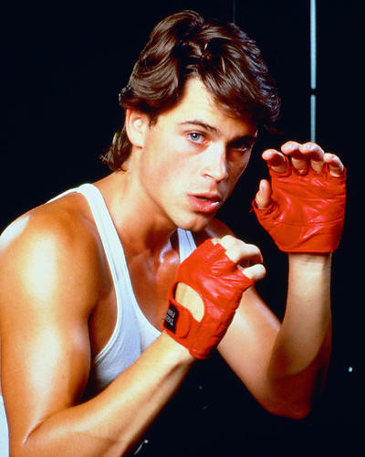 This is an image of 265033 Rob Lowe Photograph & Poster
