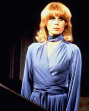 This is an image of 265038 Joanna Lumley Photograph & Poster