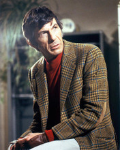 This is an image of 265098 Leonard Nimoy Photograph & Poster