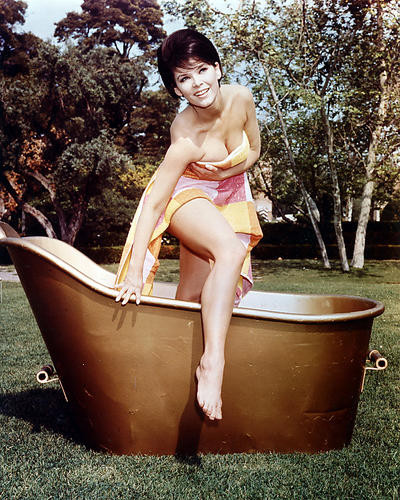 This is an image of 265485 Yvonne Craig Photograph & Poster