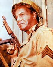 This is an image of 265615 Vic Morrow Photograph & Poster