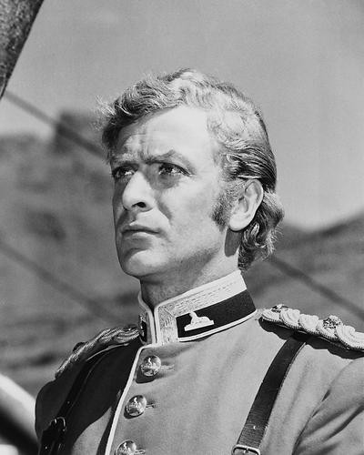 This is an image of 179064 Michael Caine Photograph & Poster