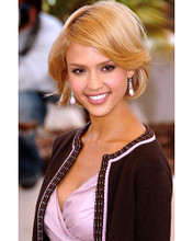 This is an image of 265185 Jessica Alba Photograph & Poster