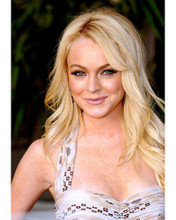 This is an image of 265282 Lindsay Lohan Photograph & Poster