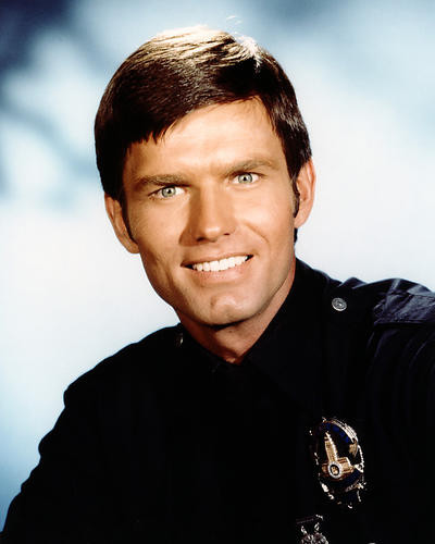 This is an image of 266444 Kent McCord Photograph & Poster