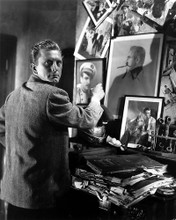 This is an image of 179274 Kirk Douglas Photograph & Poster