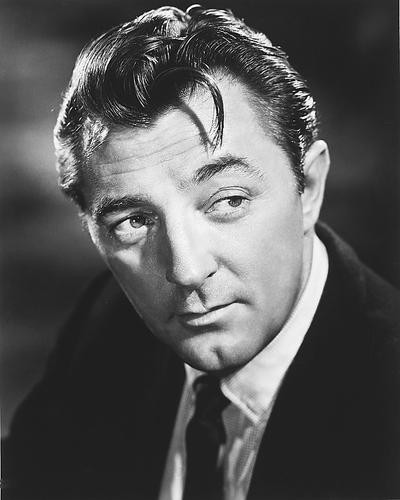 This is an image of 179190 Robert Mitchum Photograph & Poster