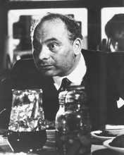 This is an image of 179370 Burt Young Photograph & Poster