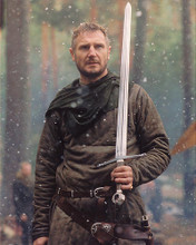 This is an image of 266112 Liam Neeson Photograph & Poster