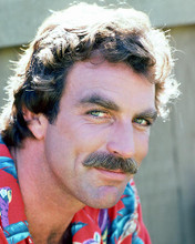 This is an image of 266169 Tom Selleck Photograph & Poster