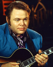 This is an image of 266306 Roy Clark Photograph & Poster