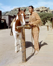 This is an image of 266173 Jay Silverheels Photograph & Poster