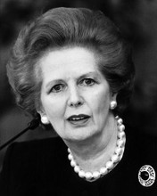 This is an image of 179218 Margaret Thatcher Photograph & Poster