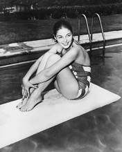 This is an image of 179418 Pier Angeli Photograph & Poster