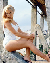 This is an image of 266755 Alexandra Bastedo Photograph & Poster