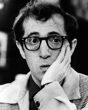 This is an image of 179405 Woody Allen Photograph & Poster