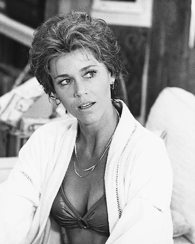 This is an image of 179559 Jane Fonda Photograph & Poster