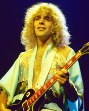 This is an image of 266932 Peter Frampton Photograph & Poster