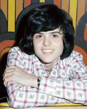 This is an image of 267049 Donny Osmond Photograph & Poster