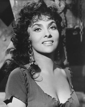 This is an image of 179773 Gina Lollobrigida Photograph & Poster