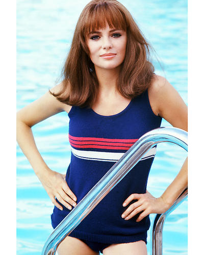 This is an image of 266832 Jacqueline Bisset Photograph & Poster