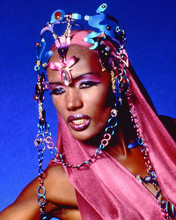 This is an image of 266984 Grace Jones Photograph & Poster