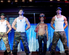 This is an image of 292045 Magic Mike Photograph & Poster