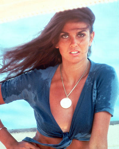This is an image of 267458 Caroline Munro Photograph & Poster