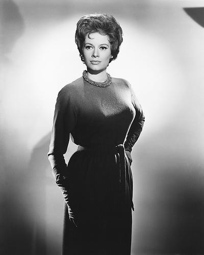 This is an image of 180062 Luciana Paluzzi Photograph & Poster