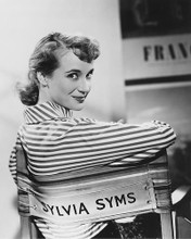 This is an image of 180231 Sylvia Syms Photograph & Poster