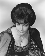 This is an image of 180287 Linda Thorson Photograph & Poster