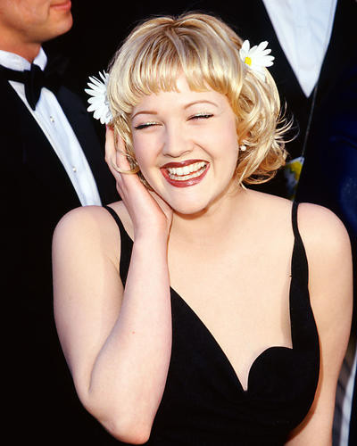 This is an image of 267206 Drew Barrymore Photograph & Poster