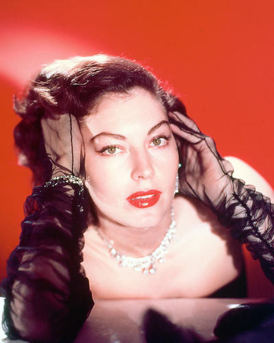 This is an image of 267347 Ava Gardner Photograph & Poster
