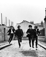 This is an image of 186079 A Hard Day's Night Photograph & Poster