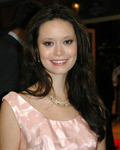 This is an image of 268132 Summer Glau Photograph & Poster