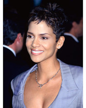 This is an image of 269983 Halle Berry Photograph & Poster