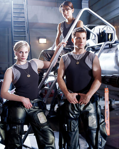 This is an image of 268044 Battlestar Galactica Photograph & Poster