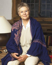 This is an image of 269428 Judi Dench Photograph & Poster