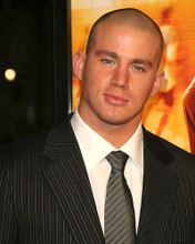 This is an image of 269509 Channing Tatum Photograph & Poster