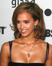 This is an image of 270595 Jessica Alba Photograph & Poster