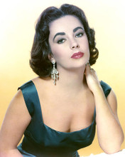 This is an image of 270720 Elizabeth Taylor Photograph & Poster