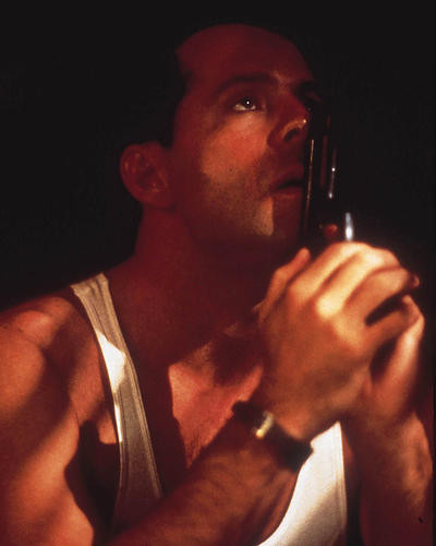 This is an image of 269949 Bruce Willis Photograph & Poster