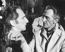 This is an image of 179261 Peter Cushing Photograph & Poster