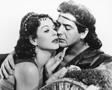 This is an image of 179935 Samson and Delilah Photograph & Poster