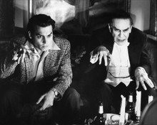 This is an image of 186024 Ed Wood Photograph & Poster